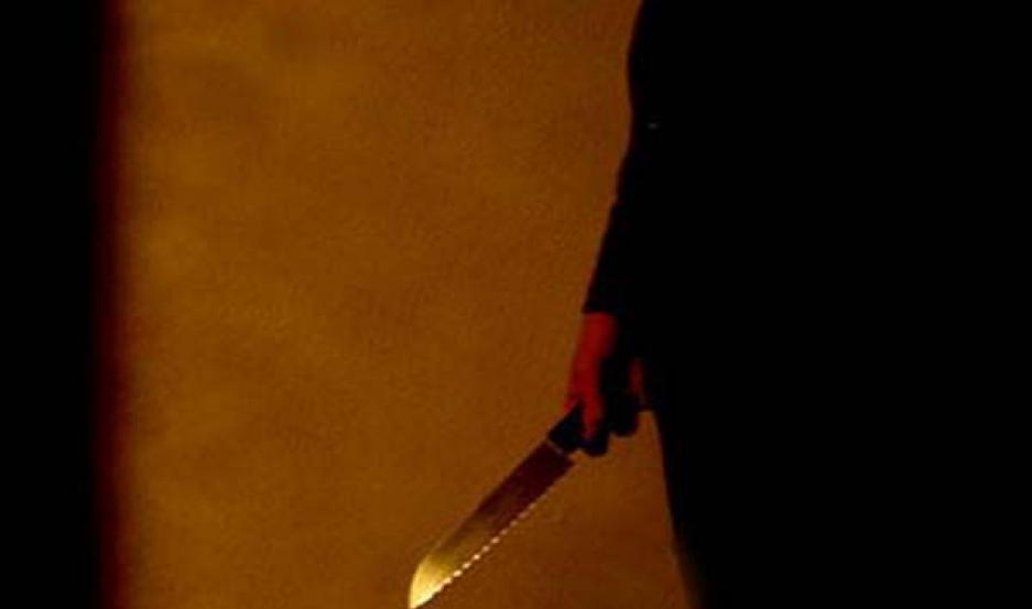 ANGUSTIA La desesperación fue tal que la joven se defendió con un cuchillo que llevaba en la mochila por seguridad.