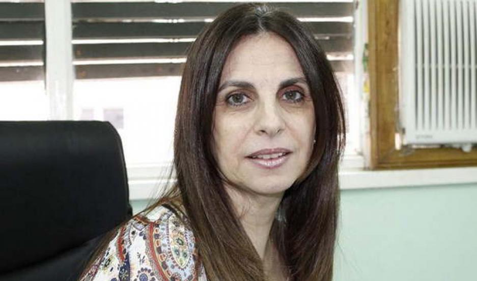 ENTREVISTA. Ing. Claudia Esper, responsable del Área de Estadísticas.