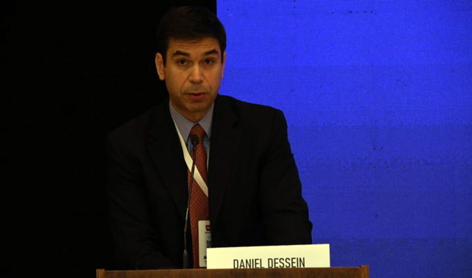 Daniel Dessein, presidente de la Comisión de Libertad de Prensa de Adepa.