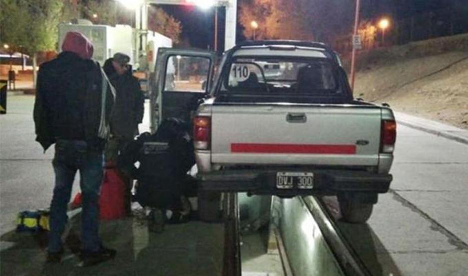 El procedimiento fue realizado en el paso fronterizo entre La Quiaca y Villazón.